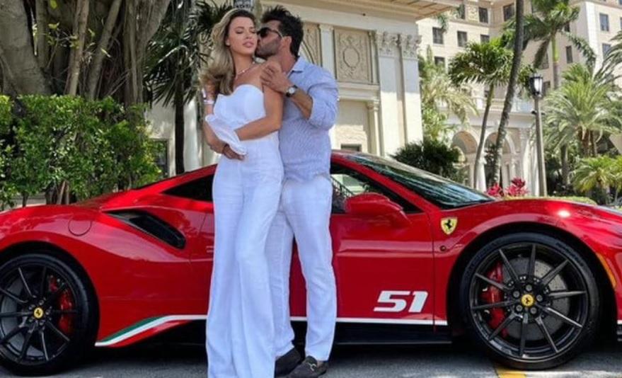 Alina Vidican se pregăteşte pentru nunta cu Claude Senhoreti