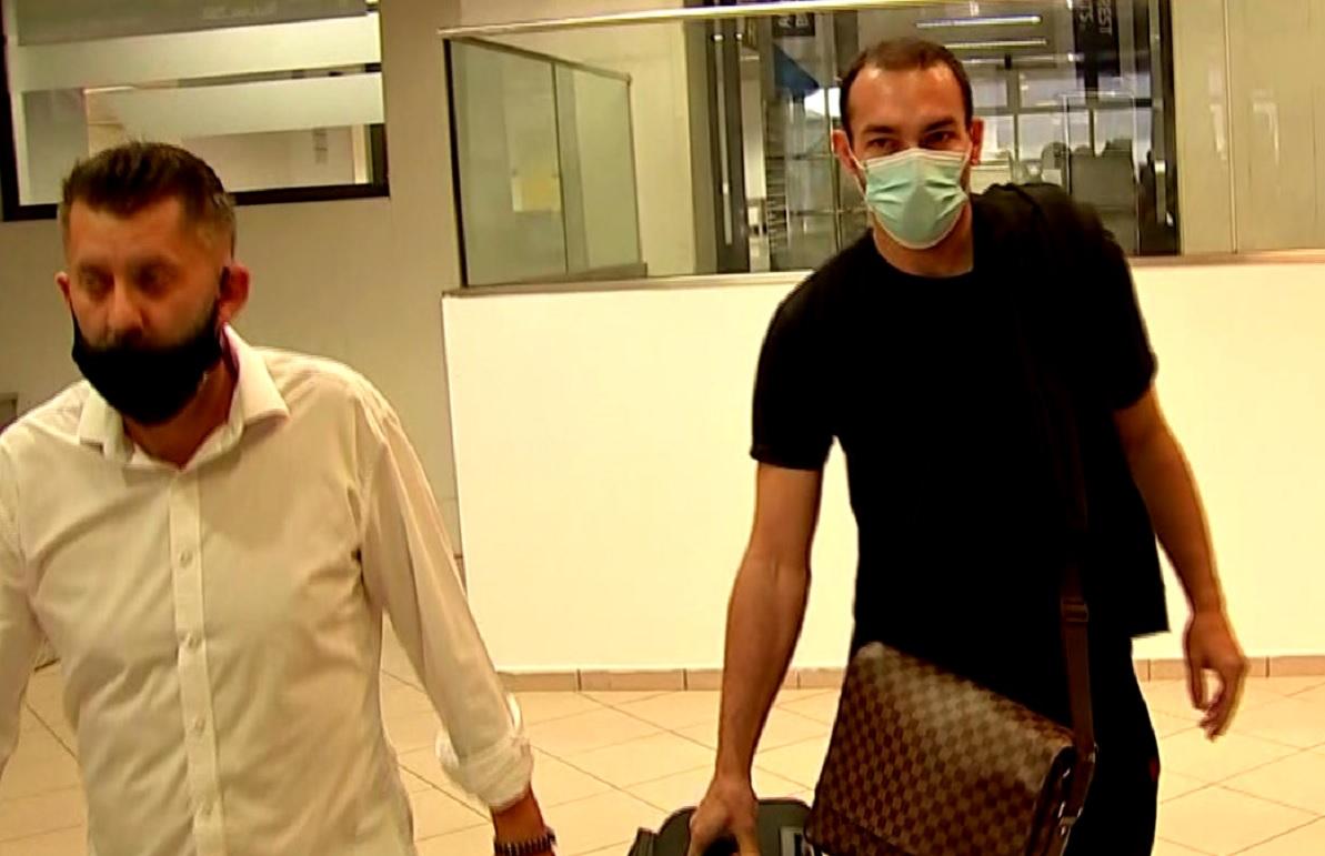 Vinicius a sosit în România pentru a semna cu FCSB