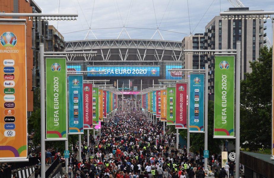 UEFA a deschis o investigație după finala Euro 2020