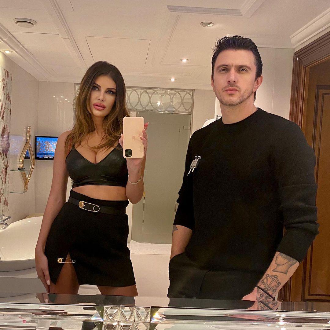 Angela Martini este fostă Miss Albania