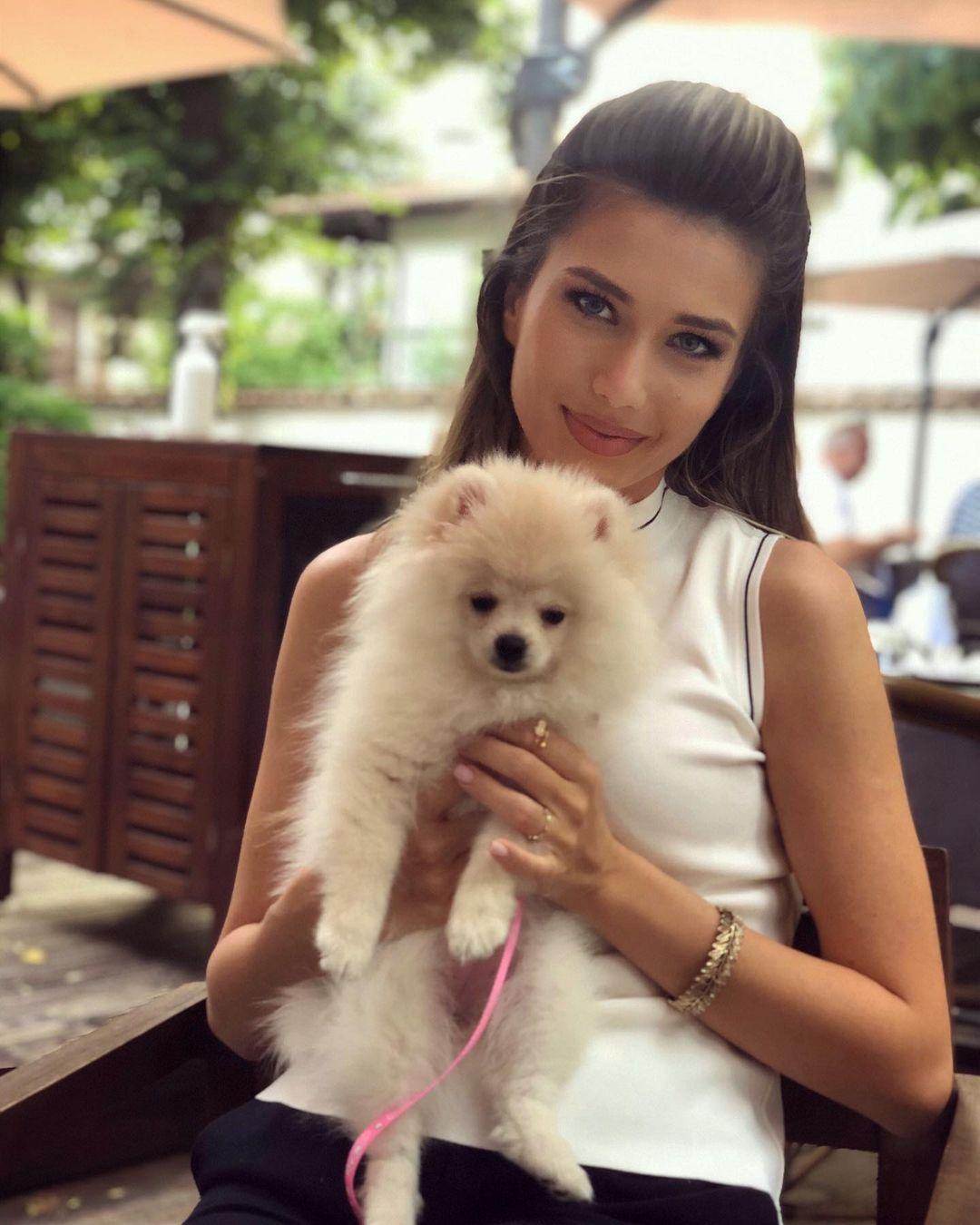 Condiţia lui Gigi Becali ca să îi fie naş Mariei Iordănescu / Instagram