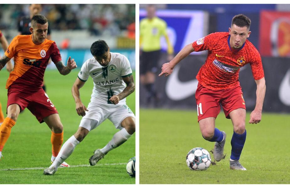 Avertismentul conducerii lui Galatasaray după transferurile lui Cicâldău și Moruțan