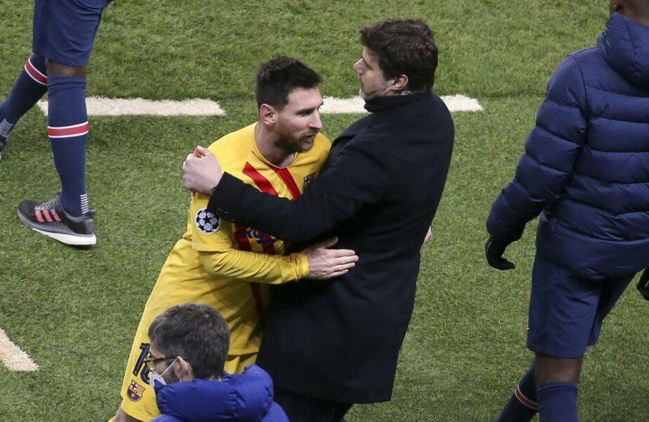 Uluitor! Detaliul neştiut despre Leo Messi şi Mauricio Pochettino, viitorul său antrenor de la PSG. A ieşit la iveală după 17 ani