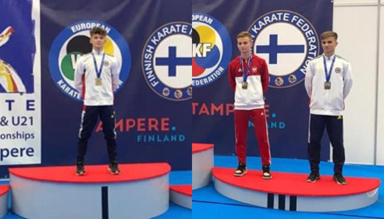 Aur și bronz pentru România