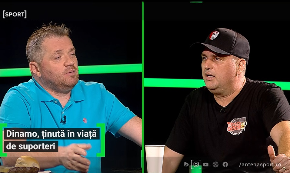 Adrian Rebenciuc, zis Hepaticus, a fost invitat la AS.ro LIVE