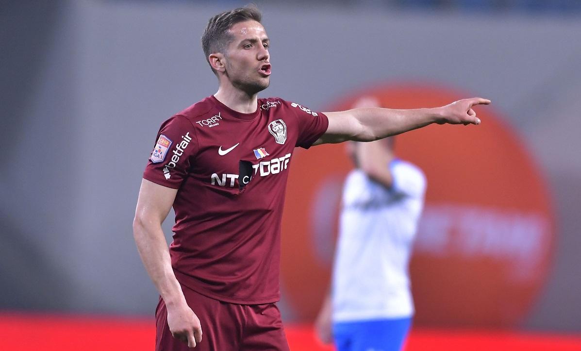 Alex Chipciu, după UTA - CFR Cluj 0-1