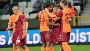 Beşiktaş – Galatasaray 2-1. Alexandru Cicâldău a deschis scorul cu o nebunie de gol! Beșiktaș a întors rezultatul. Al doilea gol a fost marcat îmediat după ce Moruțan a fost scos de Terim din teren