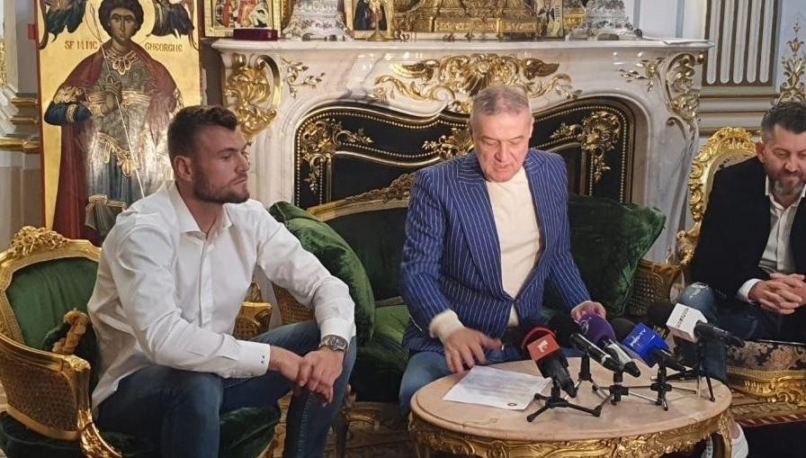 Alexandru Creţu, despre perioada petrecută la FCSB