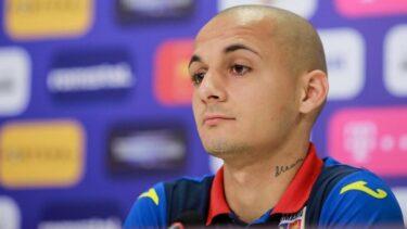 Alexandru Mitriță ratează dubla cu Islanda și Liechtenstein. Anunțul făcut de PAOK Salonic, după ce mijlocașul s-a accidentat în derby-ul cu Olimpiakos