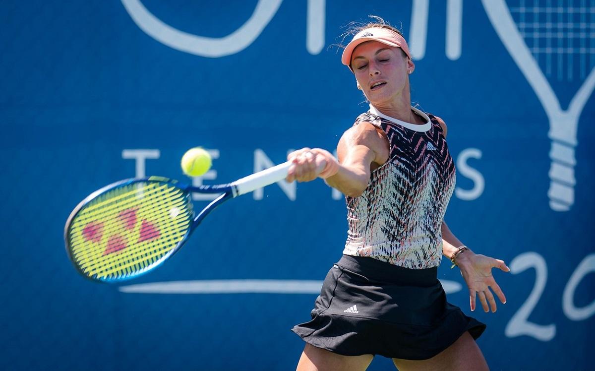 Ana Bogdan, meci nebun de aproape patru ore la US Open