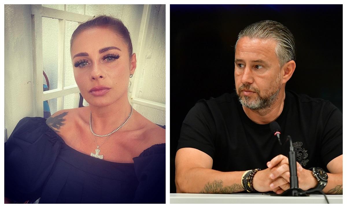 Ruptură totală între Anamaria Prodan şi Laurenţiu Reghecampf