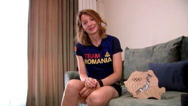 Reportaj special acasă la Ana Maria Brânză