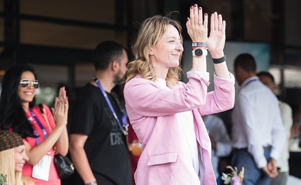 Ana Maria Popescu la Winners Open de la Cluj