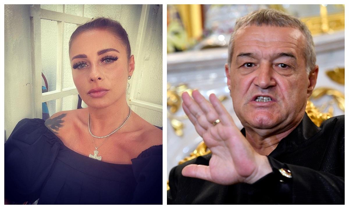 """Anamaria Prodan, în """"război"""" cu Gigi Becali"""
