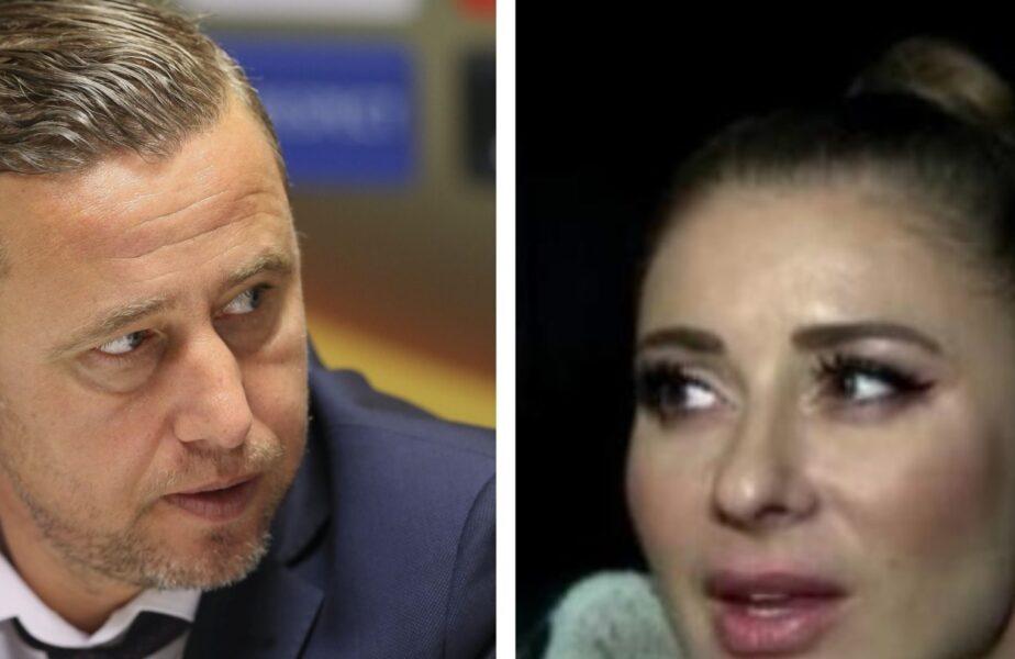 """Anamaria Prodan, ameninţare fără precedent pentru Laurenţiu Reghecampf: """"Merită scos în faţă şi arătat cu degetul dacă a făcut asta!"""""""