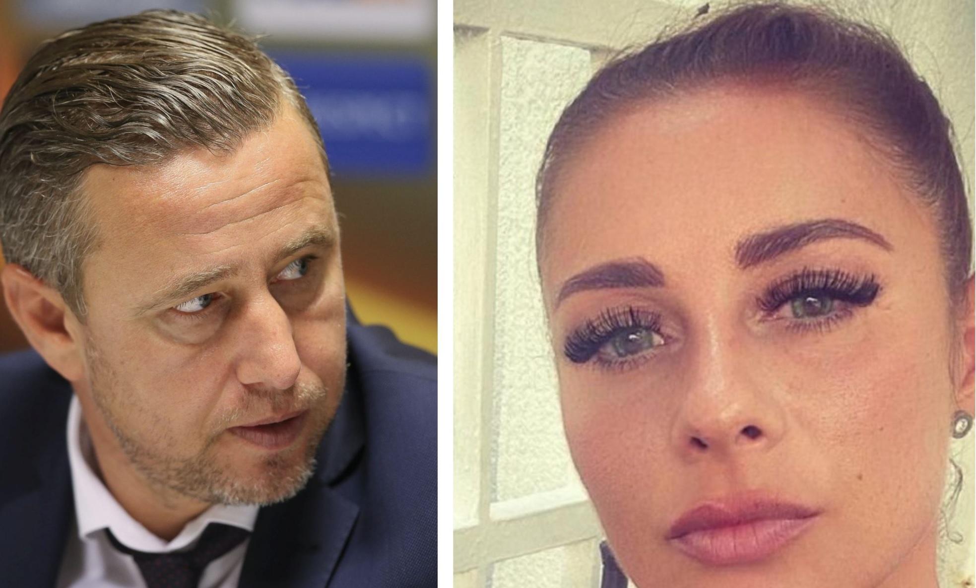 Umilinţă totală pentru Laurenţiu Reghecampf după ce s-ar fi distrat cu o altă femeie în Grecia