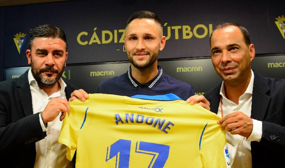 Florin Andone, prima reacție după transferul la Cadiz