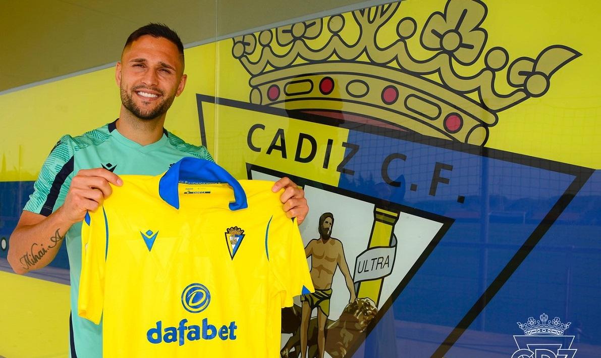 Florin Andone a revenit în La Liga