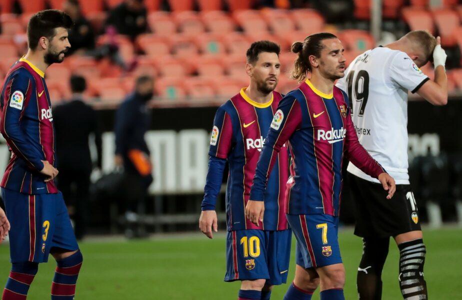 """Mister desluşit! Cine este cel mai bine plătit fotbalist al Barcelonei după plecarea lui Messi. Conducerea de pe Camp Nou pregăteşte o adevărată """"revoluţie"""""""