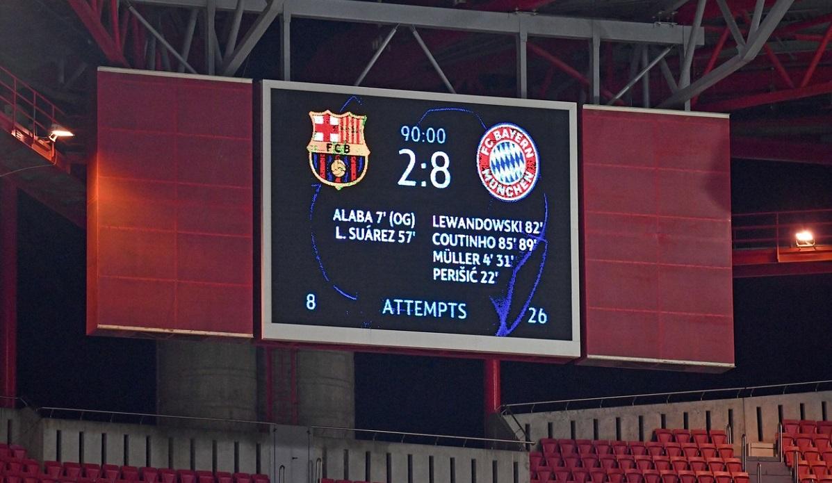 Barcelona - Bayern, din nou în Champions League