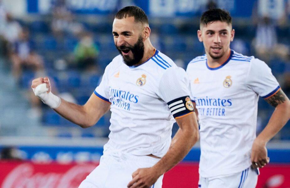 Real Madrid îi prelungeşte contractul lui Karim Benzema. I-a fixat francezului o clauză de reziliere monstruoasă!