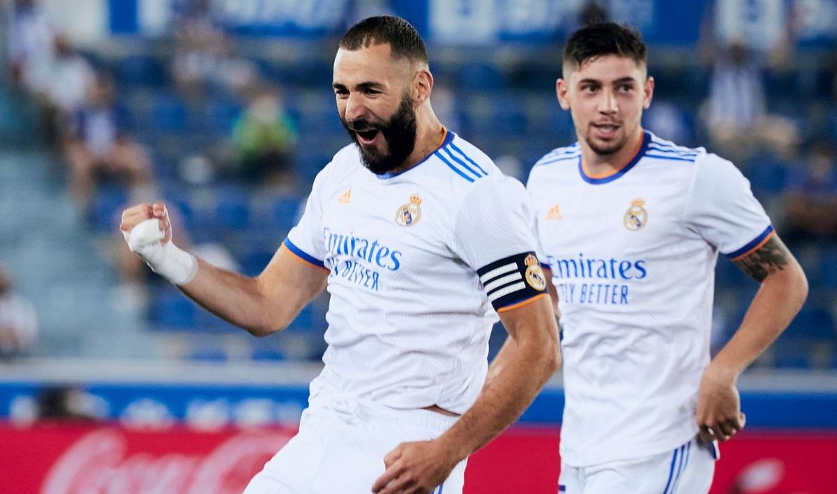 Real Madrid îi prelungeşte contractul lui Karim Benzema