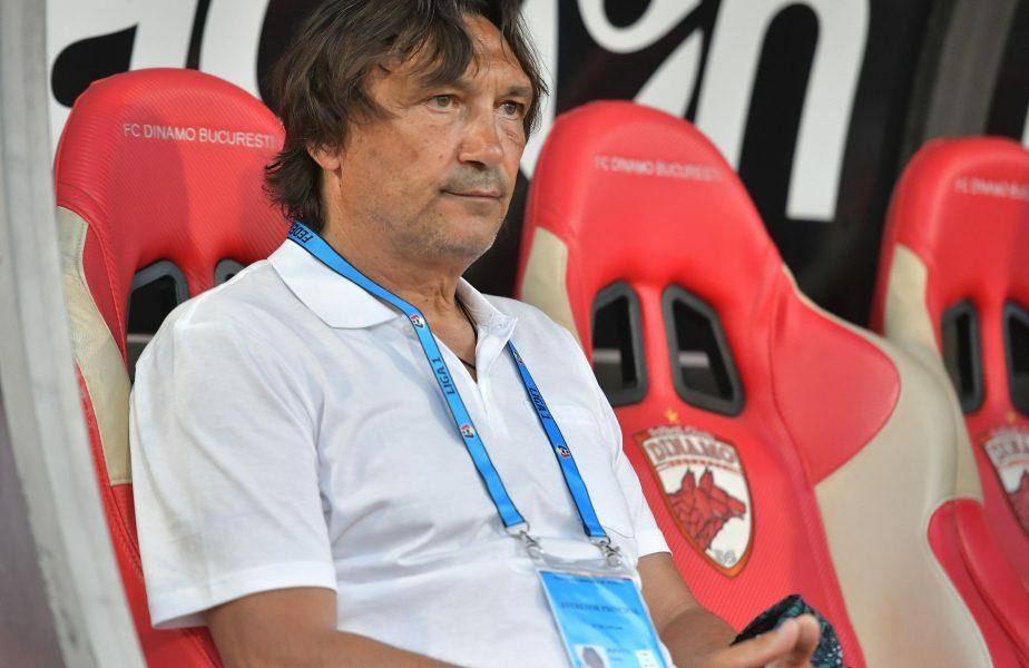 Dario Bonetti, la un pas de demitere! Cine i-ar putea lua locul. Şedinţă de urgenţă la Dinamo