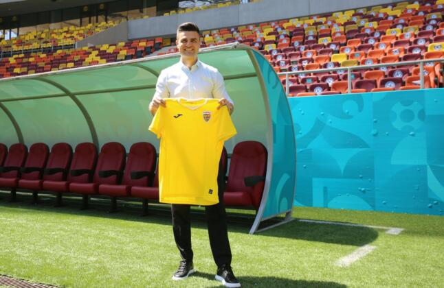 România U21- Suedia U20
