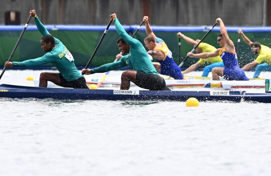 Jocurile Olimpice 2020 | Tragem pentru finală. Echipajul de canoe dublu s-a calificat în semifinale