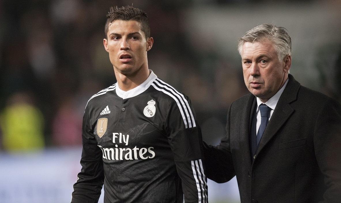 Carlo Ancelotti, despre Cristiano Ronaldo