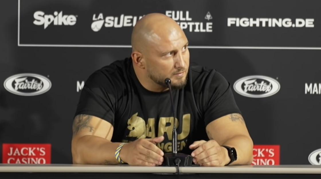 """Mesajul lui Raul Cătinaș: """"Voi oferi un meci exploziv!"""""""