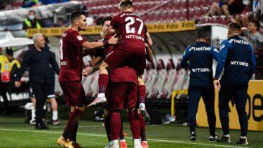 CFR Cluj – Young Boys (21:00). Șumudică ia cu asalt grupele Champions League! Alibec și Omrani, titulari. Echipele de start