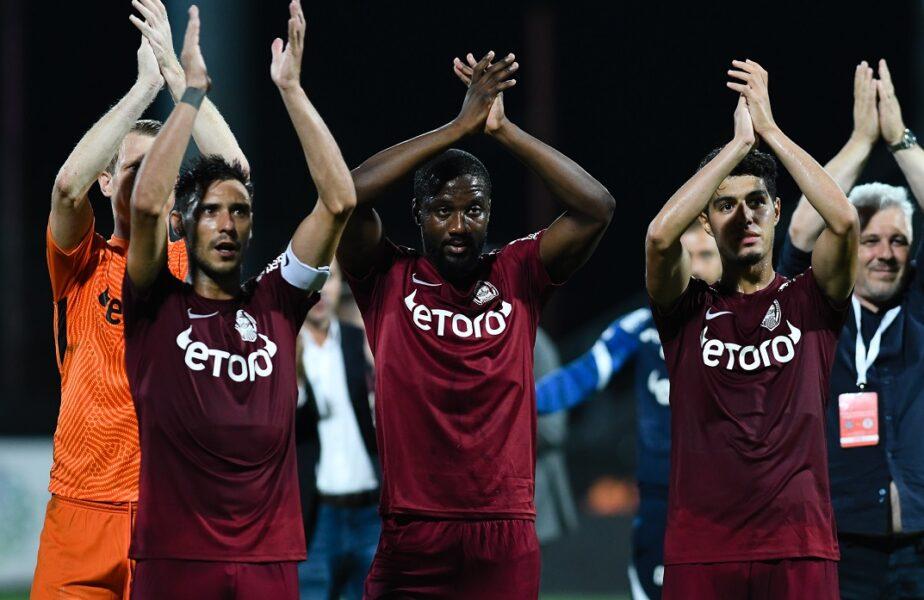 Coincidență incredibilă la Young Boys – CFR Cluj! Campioana României a marcat în același minut ca în meciul tur