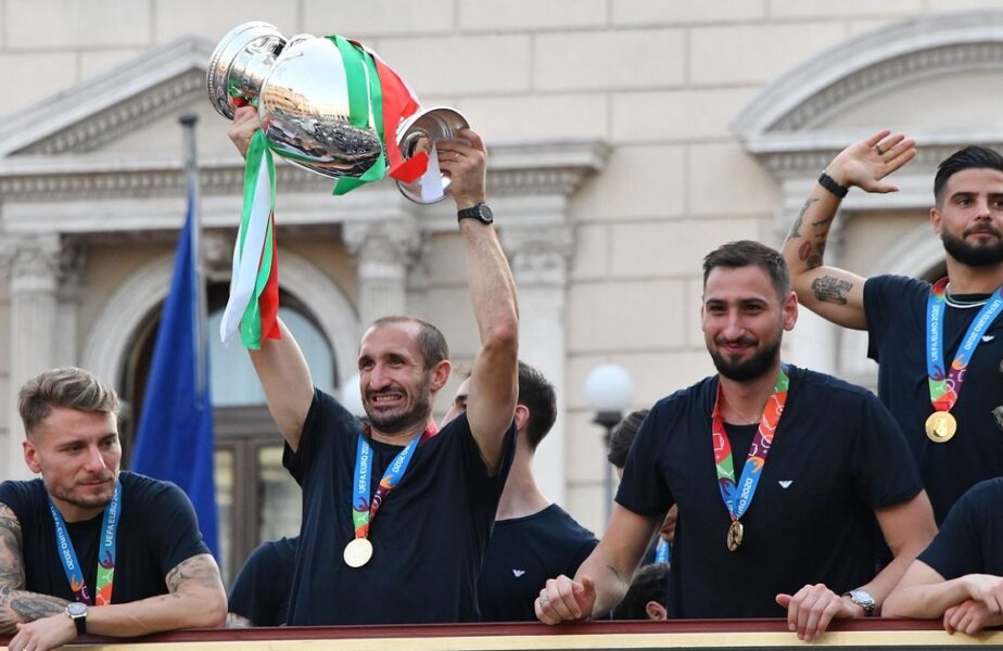 Giorgio Chiellini a semnat un nou contract cu Juventus