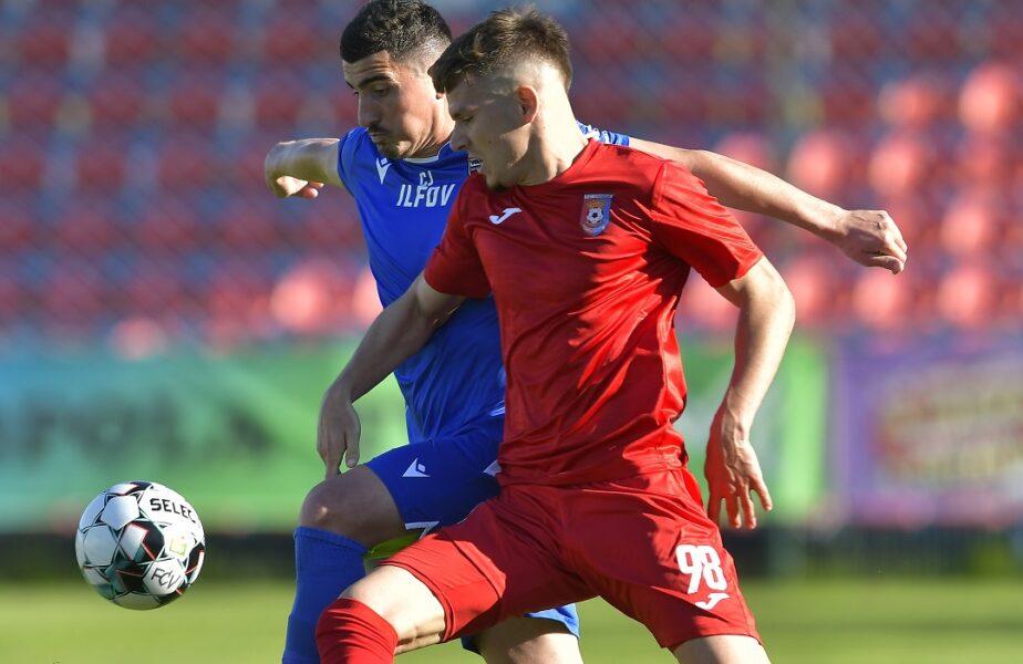 FC Voluntari – Chindia Târgoviște 2-1. Victorie eroică pentru ilfoveni! Echipa lui Ciobotariu a terminat meciul în 10 oameni