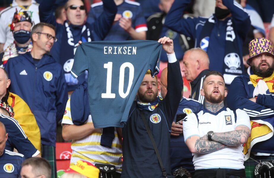 Christian Eriksen face un anunţ uriaş. Când va reveni pe teren după ce a fost aproape de tragedie la Euro 2020