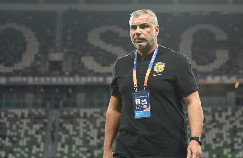 """Cosmin Olăroiu a avut discuţii cu FRF pentru preluarea naţionalei. """"N-am ajuns la negociere"""""""