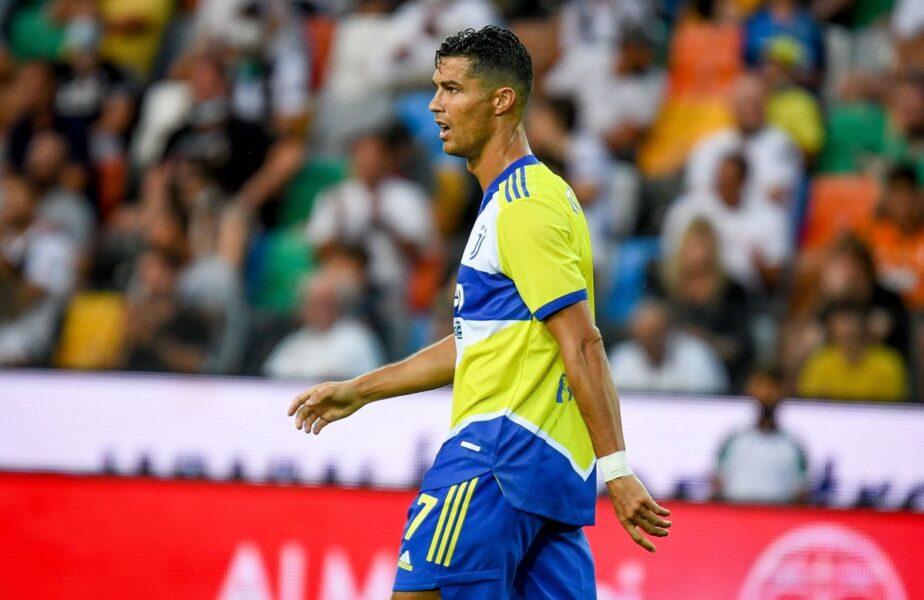"""Adio, Juventus! Cristiano Ronaldo şi-a anunţat colegii că pleacă de la Torino. Jorge Mendes negociază """"la sânge"""" cu Manchester City!"""