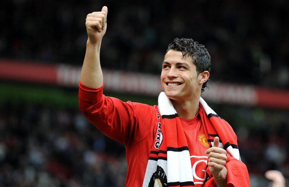 Cristiano Ronaldo a creat isterie! Site-ul lui Manchester United a căzut la doar câteva minute după transferul starului portughez