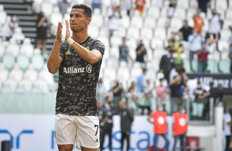 """Viitorul lui Cristiano Ronaldo a fost decis. Anunţul făcut de Allegri: """"Asta mi-a transmis!"""""""