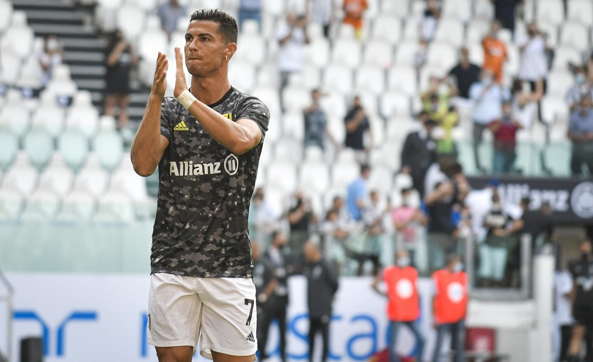 Juventus se bucură că a scăpat de Cristiano Ronaldo