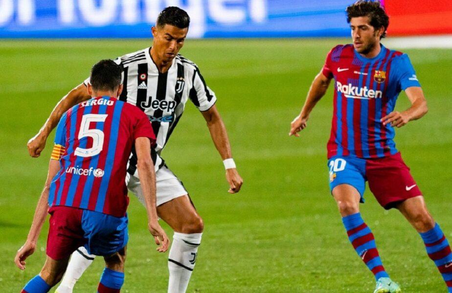 """Prima reacţie a lui Cristiano Ronaldo după ce s-a aflat că ar putea juca alături de Lionel Messi la PSG. """"Niciodată să nu faci asta!"""""""