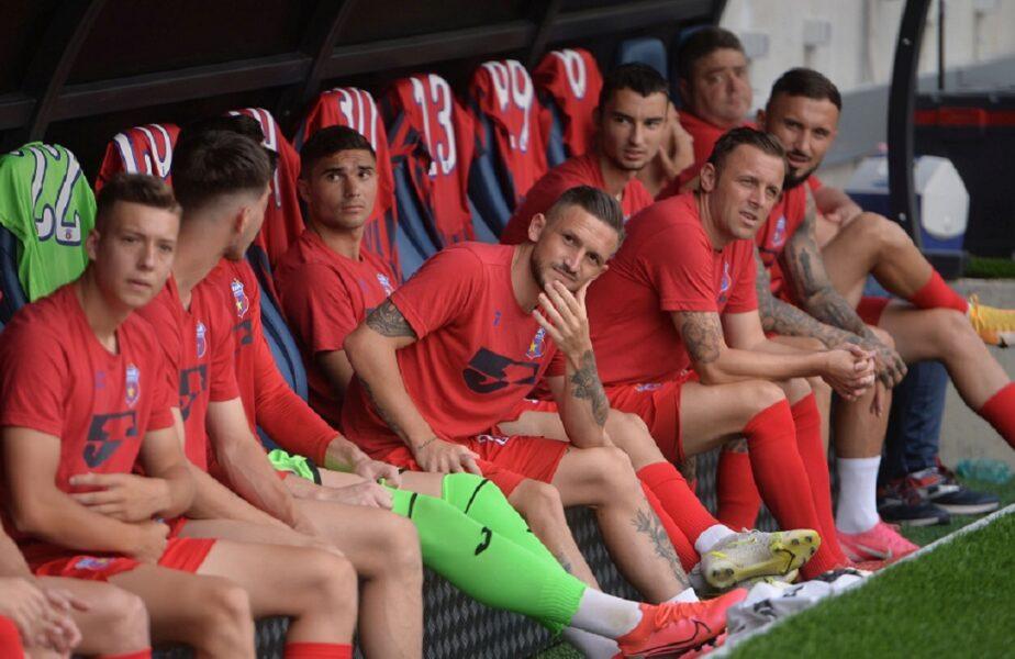 CSA Steaua și-a prezentat noul echipament pentru Liga 2! Cum arătă noile tricouri ale echipei lui Oprița