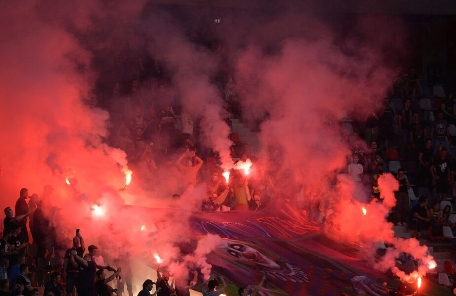 """MTS a luat atitudine după scandările xenofobe de la meciul Steaua – Csikszereda! Eduard Novak: """"Inacceptabil! Astfel de acte trebuie sancţionate prompt şi drastic!"""""""
