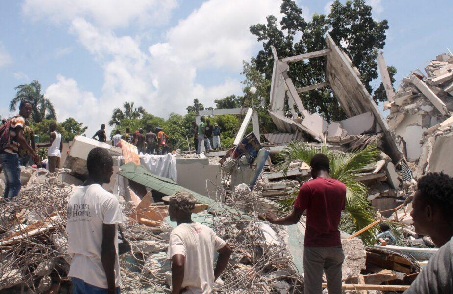 Naomi Osaka, gest uriaş după cutremurul din Haiti, în urma căruia au murit peste 300 de oameni