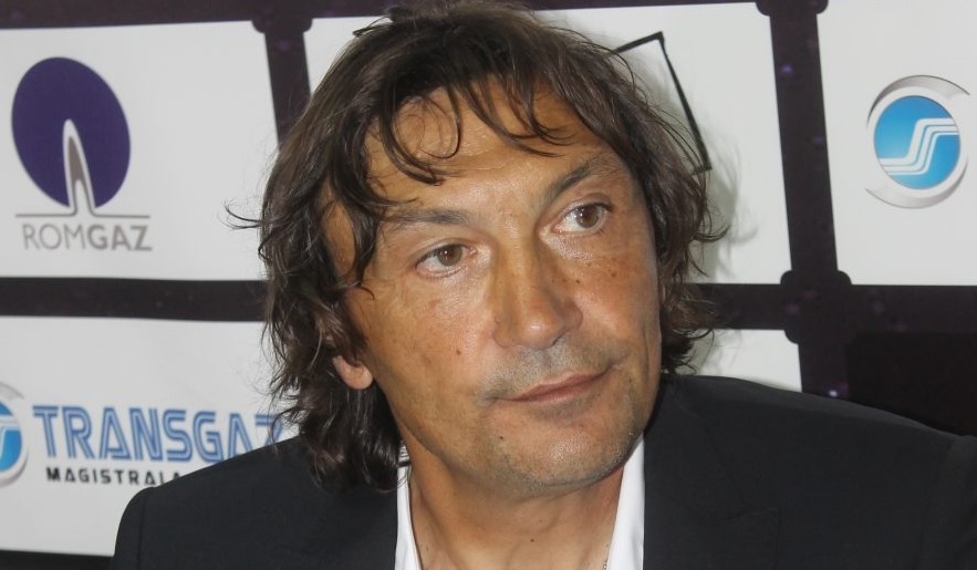 Dario Bonetti, la o conferinţă de presă