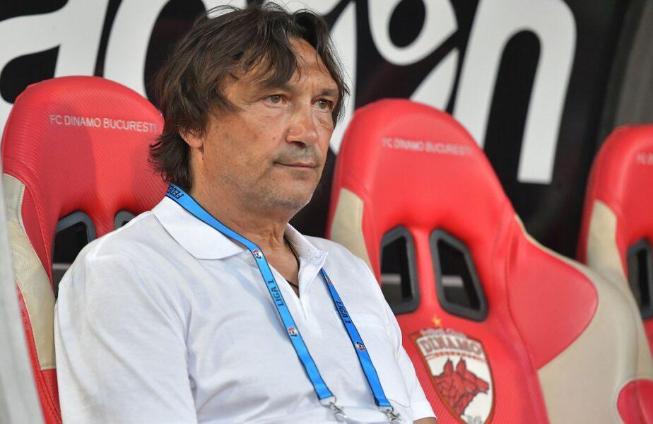 """Dinamo impresionează în Liga 1: """"Este neașteptat de bună!"""" Bonetti a revoluționat jocul """"câinilor""""! Italianul are cea mai tânără echipă din campionat"""