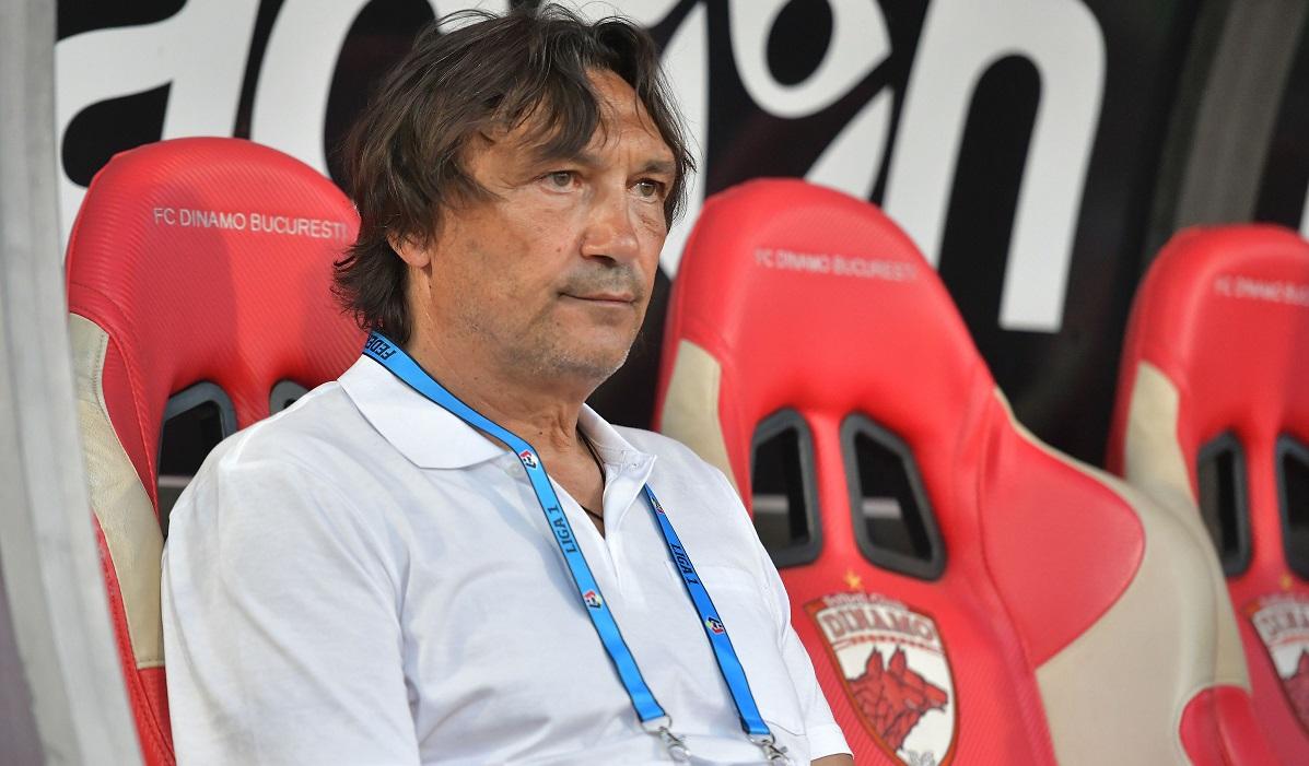 Dario Bonetti, după Dinamo - Academica Clinceni 3-1