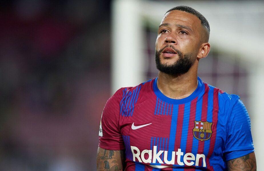 """Coșmarul trăit de Memphis Depay din cauza lui Jose Mourinho. """"Paul Pogba și Zlatan Ibrahimovic mă întrebau de ce nu joc niciodată"""""""