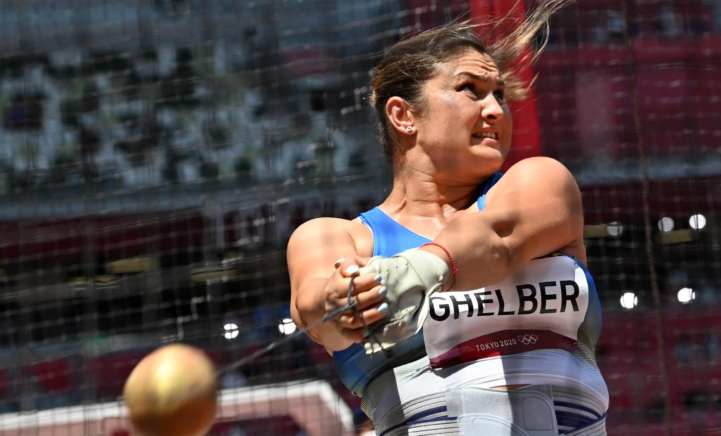 Jocurile Olimpice 2020   Bianca Ghelber, în finală la aruncarea ciocanului! Când va lupta pentru medalii